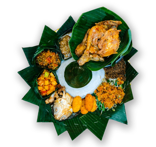 Aneka Nasi - Ayam Berkat